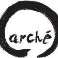 logo + scritta archè