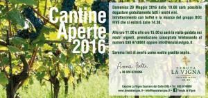 CANTINE APERTE LA VIGNA 2016